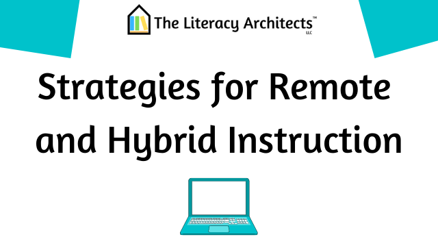 Strategies for Remote and Hybrid Instruction