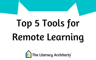 Our Top 5 Tools for Remote Learning