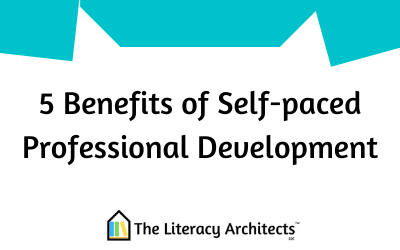 5 Benefits of Self-paced Professional Development